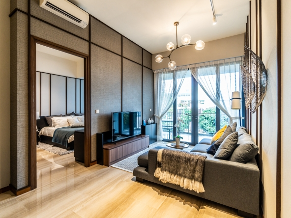 bijou 1 bed + study Selling Singapore