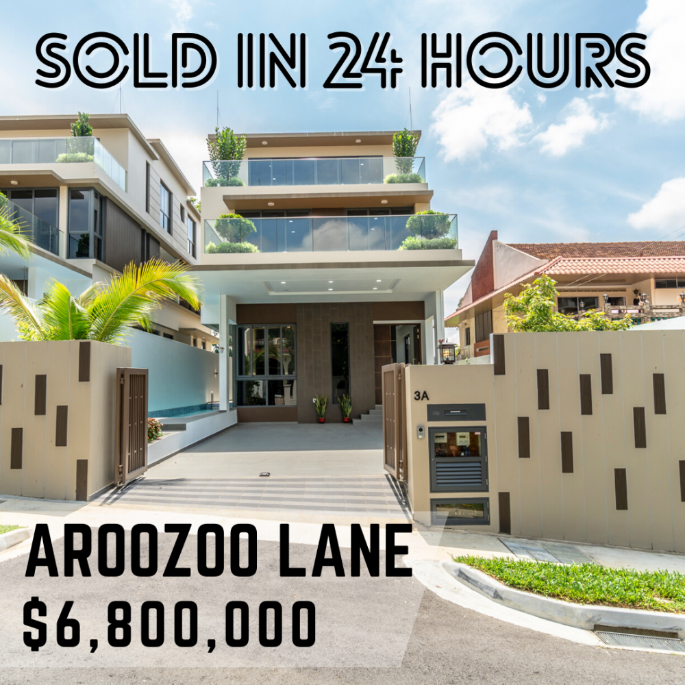 Sold in 24 hours Selling Singapore