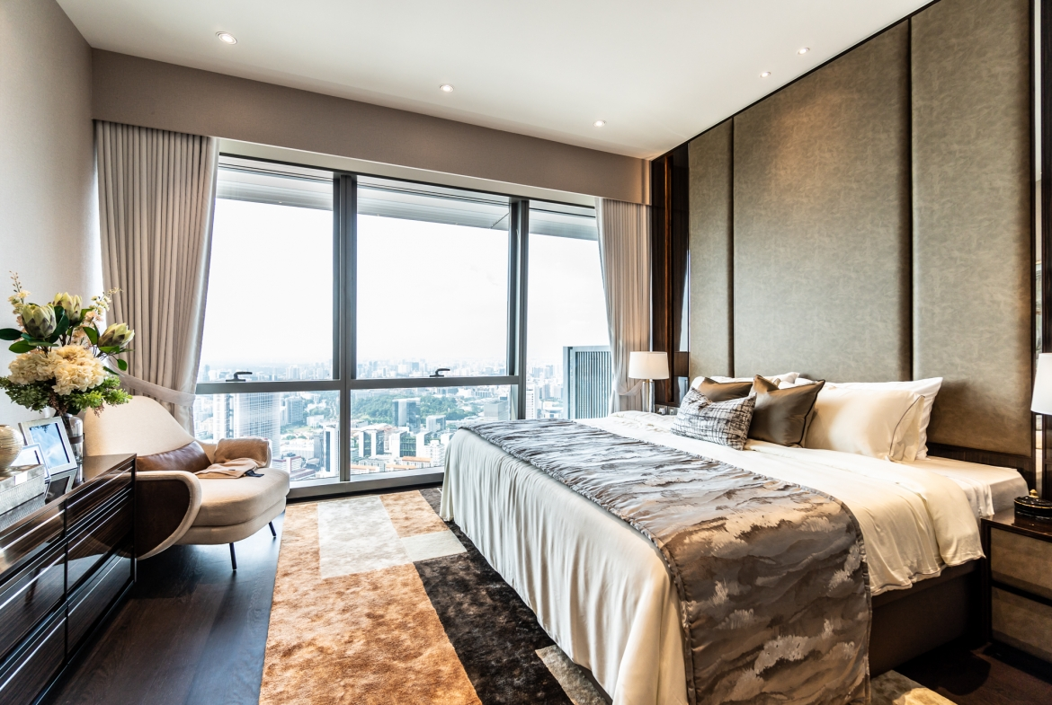 Wallich Residence 4+1 bedroom Selling Singapore