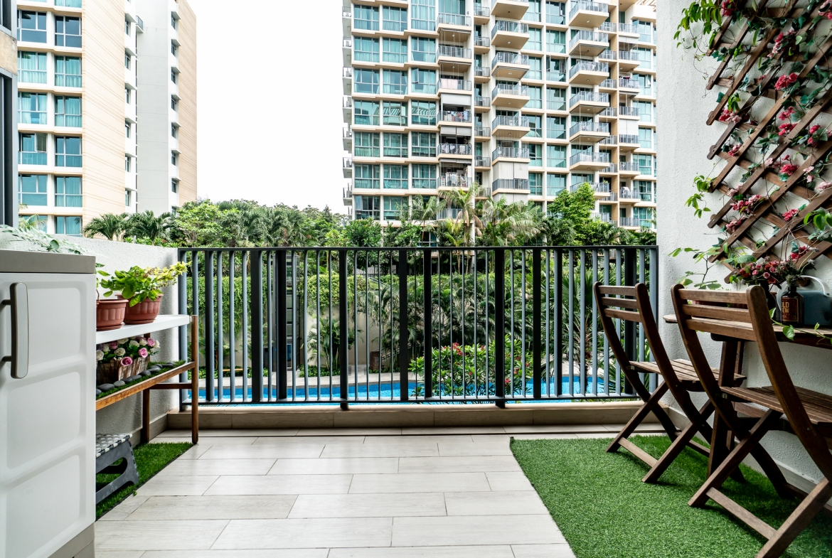 The Glades 1 Bed Selling Singapore